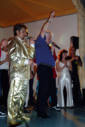 LIVE ON STAGE – Euro Dance Night – am 30. Juni 2007